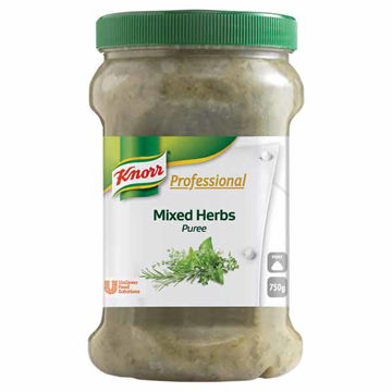 Picture of Mixed Herb Purée (2x750g)