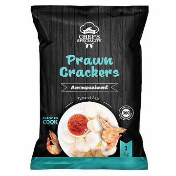 Picture of Chinese Prawn Crackers (12x1kg)