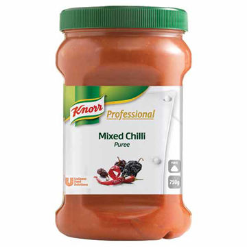 Picture of Mixed Chilli Purée (2x750g)