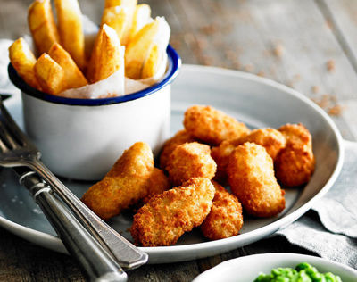 WHITBY – THE NATION'S FAVOURITE SCAMPI
