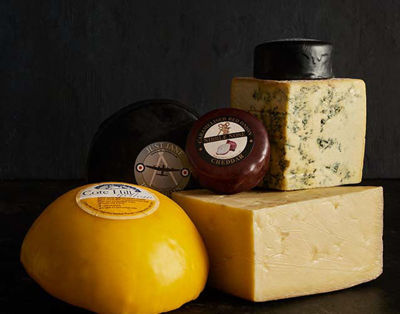 Christmas - Celebrating Local Cheese