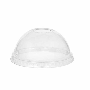 Picture of Bioplastic Domed Lids (1000)