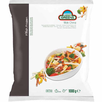 Picture of Wok Mix - Oriental (10x1kg)