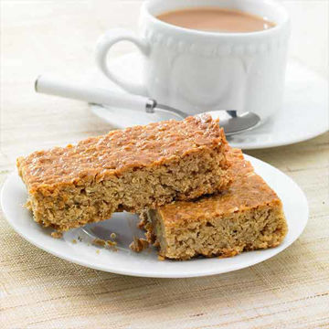 Picture of All Butter Flapjack Slice (12p/ptn)