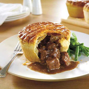 Picture of Steak Pies (32x195g)