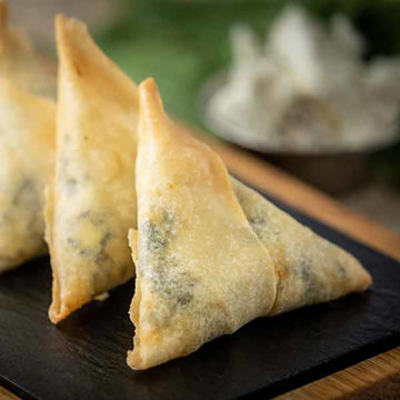 Picture of Feta & Spinach Samosa (50x30g)