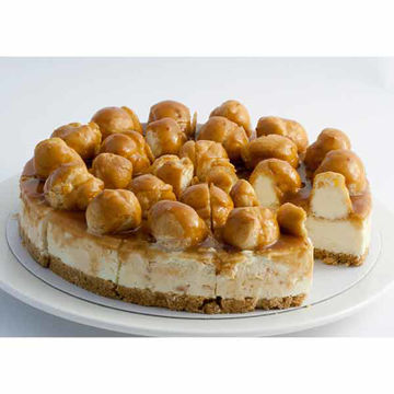 Picture of Toffee & Profiterole Cheesecake (12p/ptn)