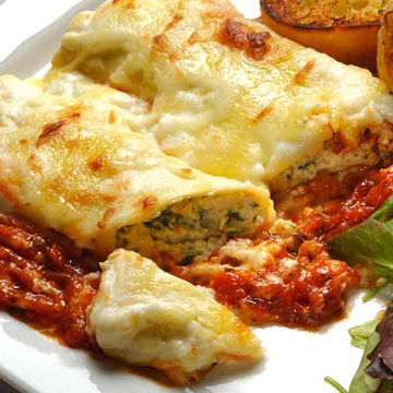 Picture of Spinach & Ricotta Cannelloni (12x400g)