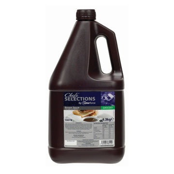 Picture of Brown Sauce (2x4.3kg)