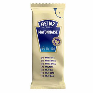 Picture of Heinz Mayonnaise Sachets (200x10ml)