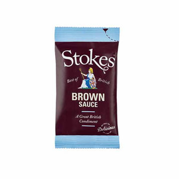 Picture of Brown Sauce Sachets (80x32g)