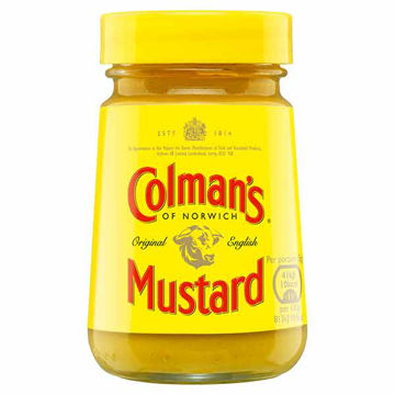 Picture of Colman's English Mustard (8x100g)