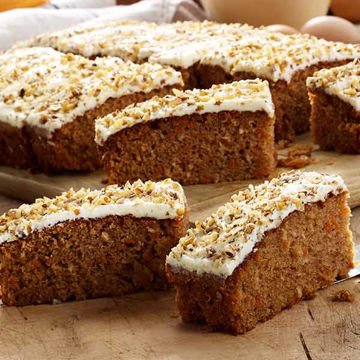Picture of Carrot Cake Slices (18p/ptn)