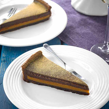 Picture of Gold Salted Caramel Tart (14p/ptn)