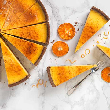 Picture of Clementine Tart (14p/ptn)