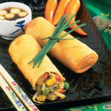 Picture of Daloon Vegetable Pancake Rolls (40x90g)