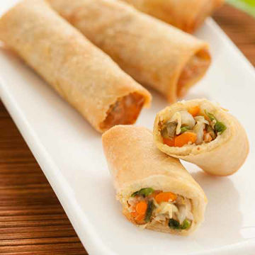 Picture of Vegetable Spring Rolls (6x1.8kg)
