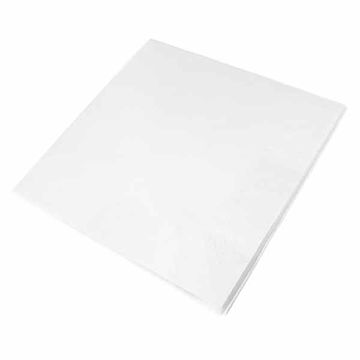 Picture of 40cm/3 ply White Napkins (10x100)