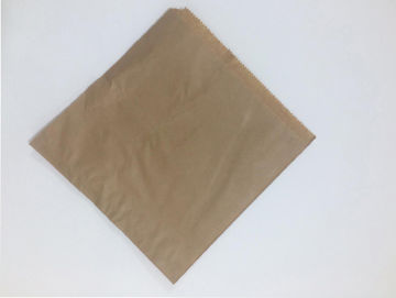"""Picture of 12"""" x 12"""" Brown Kraft Bags (500)"""