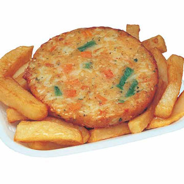 Picture of Fribo Vegetable Burgers (30x113g)
