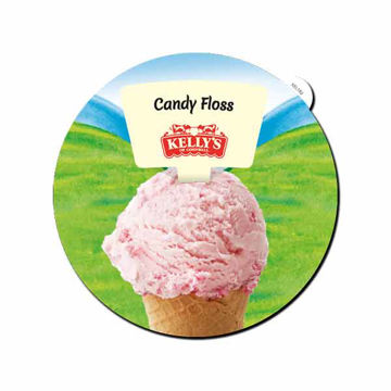 Picture of Candyfloss Ice Cream (4.5ltr)