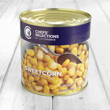 Picture of Sweetcorn (6x2.125kg)