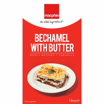 Picture of Béchamel with Butter Sauce (12x1L)