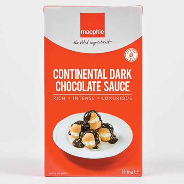 Picture of Continental Dark Chocolate Sauce (12x1L)