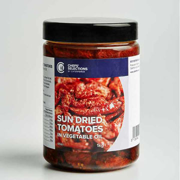 Picture of Sun Dried Tomatoes in Oil (6x1kg)
