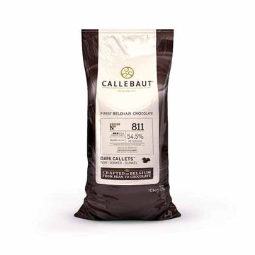 Picture of Dark Chocolate Callets (10kg)