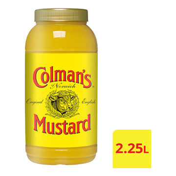 Picture of Colman's English Mustard (2x2.25L)