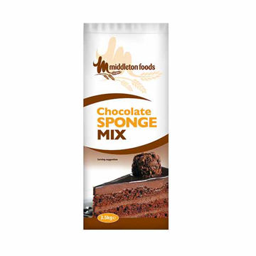 Picture of Chocolate Sponge Mix (4x3.5kg)