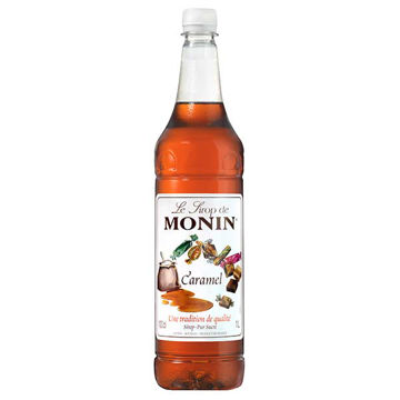 Picture of Monin Caramel Syrup (4x1L)