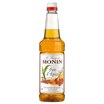 Picture of Monin Gingerbread Syrup (4x1L)