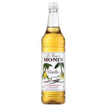 Picture of Monin Vanilla Syrup (4x1L)