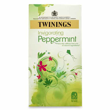 Picture of Pure Peppermint Tea Bags (12x20)