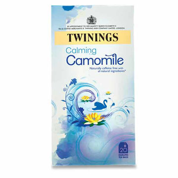 Picture of Pure Camomile Tea Bags (12x20)