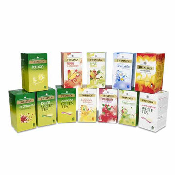 Picture of Variety Pack Tea Bags (12x20)