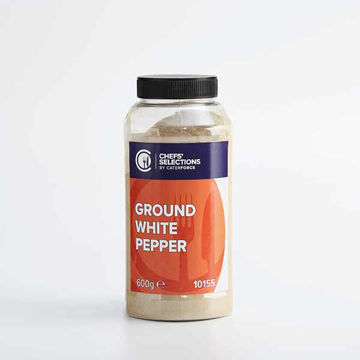 Picture of Ground White Pepper (6x600g)