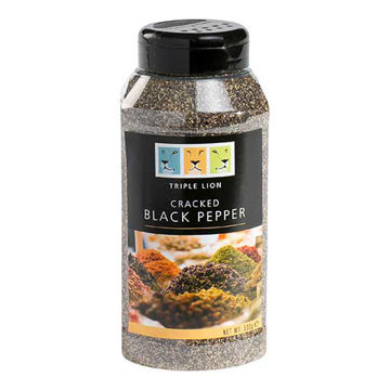 Picture of Cracked Black Pepper (6x500g)