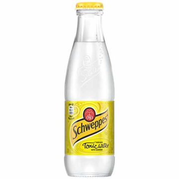 Picture of Schweppes Tonic Water (24x200ml)