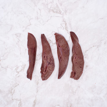 Picture of Lambs Liver - Sliced (1kg Wt)