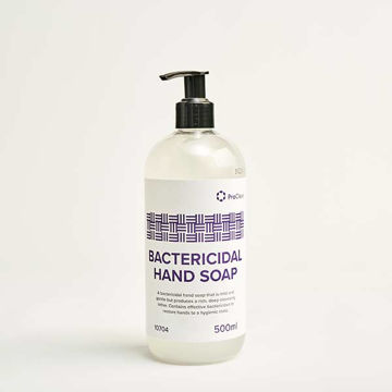 Picture of Bactericidal Hand Soap (6x500ml)
