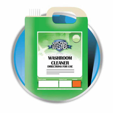 Picture of Washroom Cleaner (4x5L)