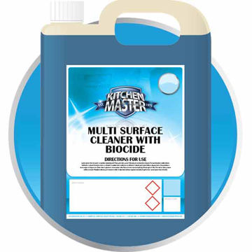 Picture of Multi Surface Cleaner With Biocide (2x5L)