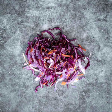 Picture of Red & White Coleslaw Mix (1kg)