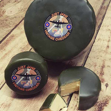Picture of Just Jane Vintage Cheddar Cheese (2x1.5kg)