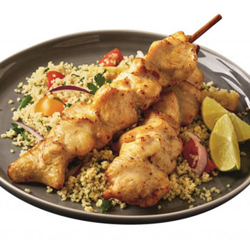 Picture of Plain Chicken Breast Kebabs (2x2kg)