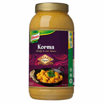 Picture of Patak's Korma Sauce (2x2.2L)