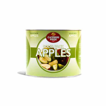 Picture of Solid Pack Apples (6x2.6kg)